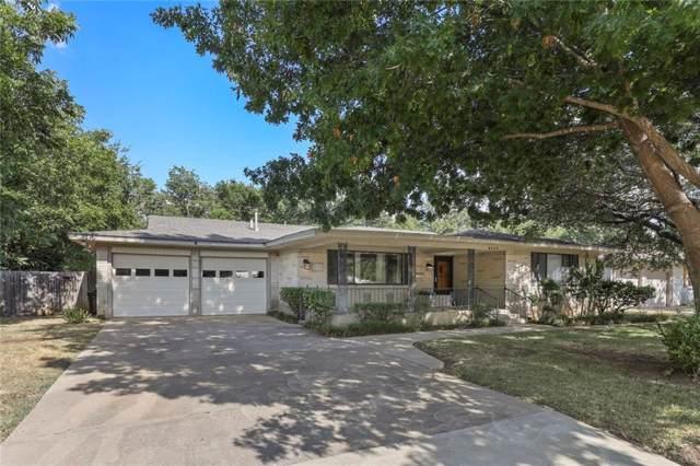 4124 Mackey Drive, North Richland Hills, TX 76180 (MLS #14162794) :: Tenesha Lusk Realty Group