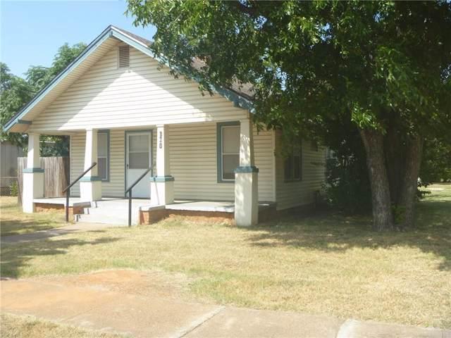 920 Oak Street, Graham, TX 76450 (MLS #14162795) :: Team Tiller