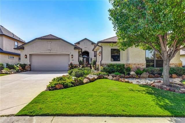 9805 Cypress Street, Denton, TX 76207 (MLS #14162815) :: Kimberly Davis & Associates