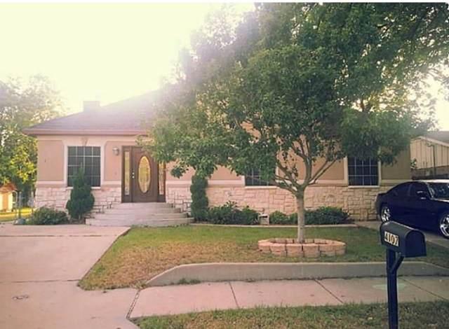 4107 Ranger Drive, Dallas, TX 75212 (MLS #14162822) :: Kimberly Davis & Associates
