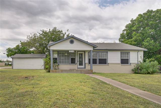 314 Mckown Drive, Mansfield, TX 76063 (MLS #14162855) :: The Mitchell Group