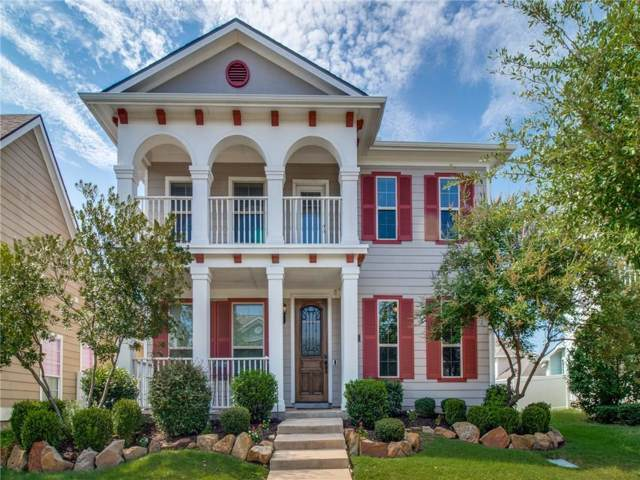 1208 Charleston Lane, Savannah, TX 76227 (MLS #14162860) :: Performance Team