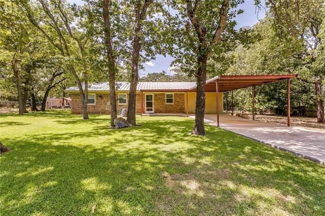 112 La Estada Drive, Weatherford, TX 76088 (MLS #14162872) :: The Heyl Group at Keller Williams