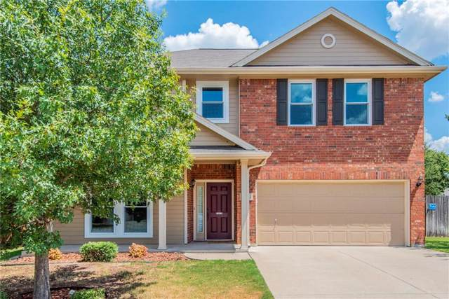 308 Mary Kay Court, Burleson, TX 76028 (MLS #14162875) :: The Heyl Group at Keller Williams