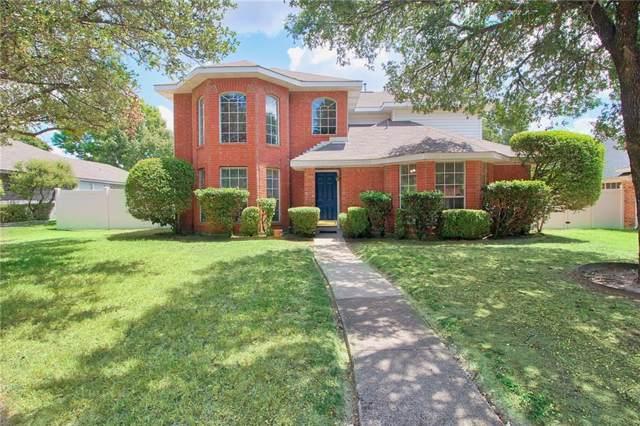 1410 Baker Drive, Cedar Hill, TX 75104 (MLS #14162884) :: The Heyl Group at Keller Williams