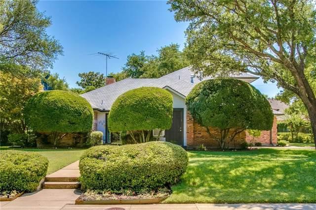 7102 Winding Creek Road, Dallas, TX 75252 (MLS #14162886) :: The Good Home Team