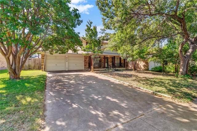 312 Merribrook Trail, Duncanville, TX 75116 (MLS #14162905) :: Tenesha Lusk Realty Group