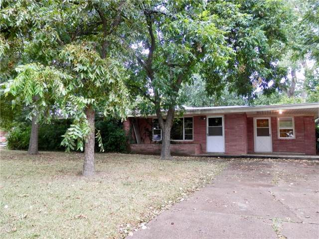908 N Rodgers Drive, Graham, TX 76450 (MLS #14162946) :: Frankie Arthur Real Estate