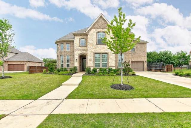 617 Picasso, Colleyville, TX 76034 (MLS #14162964) :: All Cities Realty