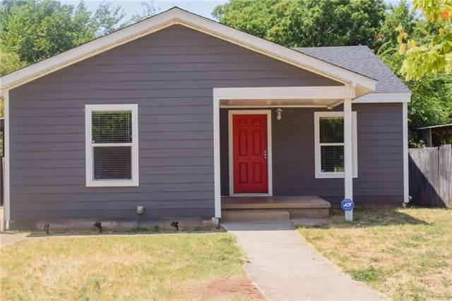 734 Sunset Drive, Abilene, TX 79605 (MLS #14162985) :: Kimberly Davis & Associates