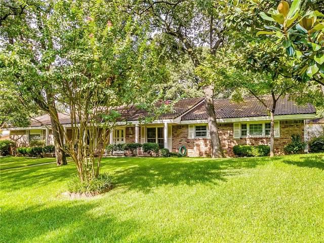 1206 Driftwood Drive, Euless, TX 76040 (MLS #14162986) :: Lynn Wilson with Keller Williams DFW/Southlake
