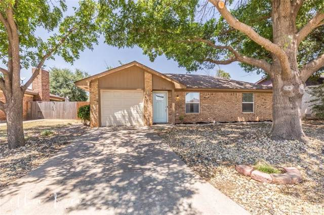 1210 Baylor Street, Abilene, TX 79602 (MLS #14162992) :: RE/MAX Pinnacle Group REALTORS