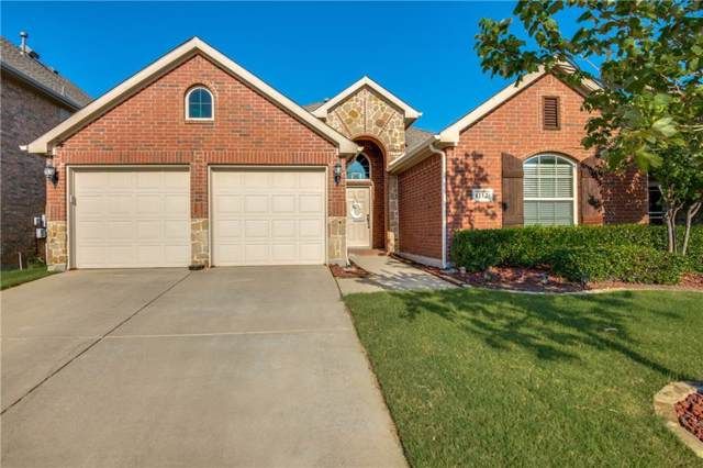 1112 Westview Drive, Little Elm, TX 75068 (MLS #14162993) :: Tenesha Lusk Realty Group