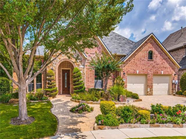 20 Secluded Pond Drive, Frisco, TX 75034 (MLS #14162994) :: The Rhodes Team