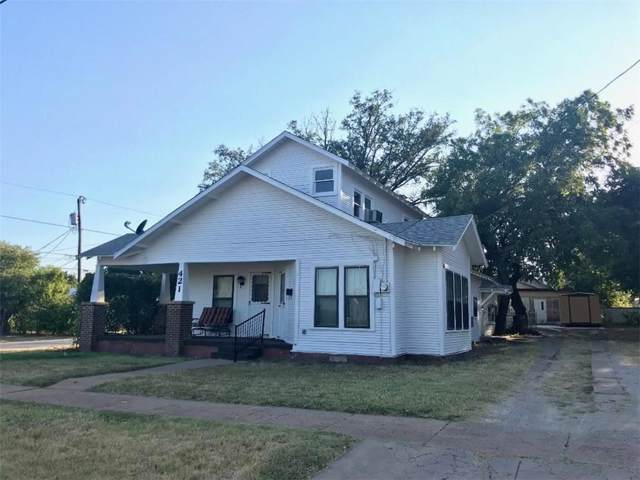 421 S Mcamis Street, Breckenridge, TX 76424 (MLS #14163004) :: The Mitchell Group