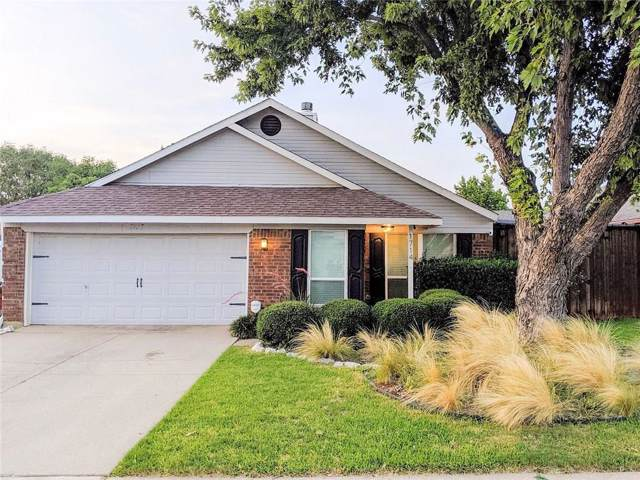1714 Stoneway Drive, Grapevine, TX 76051 (MLS #14163018) :: All Cities Realty
