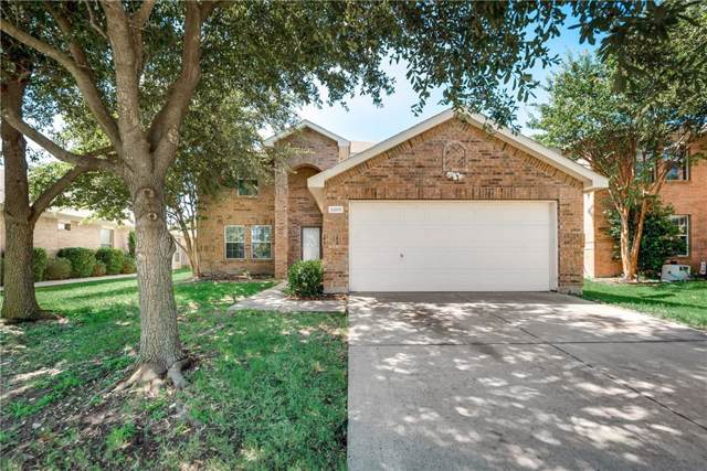 1109 Boxwood Drive, Crowley, TX 76036 (MLS #14163021) :: Potts Realty Group