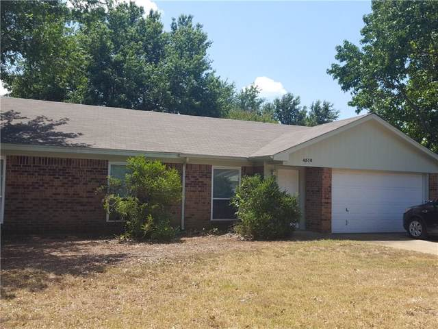 4510 Woodcreek Drive, Arlington, TX 76016 (MLS #14163023) :: Vibrant Real Estate
