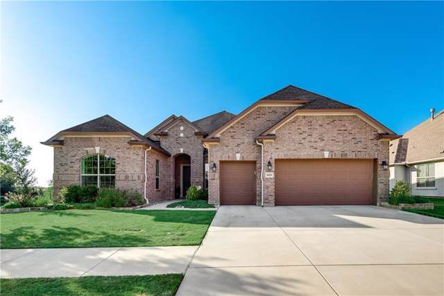 9420 Crestview Drive, Denton, TX 76207 (MLS #14163027) :: NewHomePrograms.com LLC