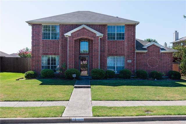 7306 Fairfield, Rowlett, TX 75089 (MLS #14163031) :: Century 21 Judge Fite Company