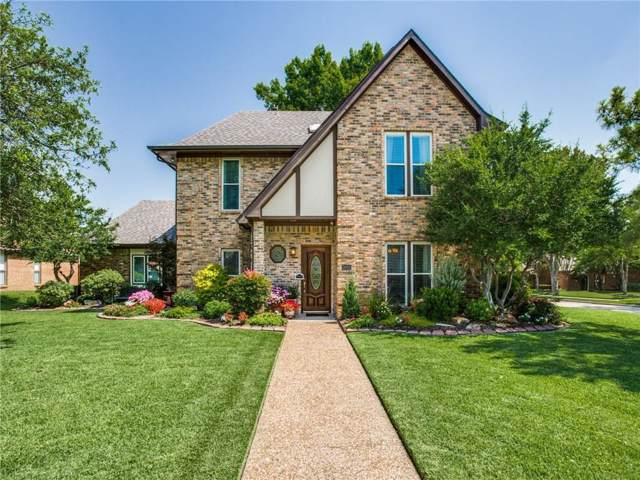3401 Eisenhower Lane, Plano, TX 75023 (MLS #14163036) :: Kimberly Davis & Associates