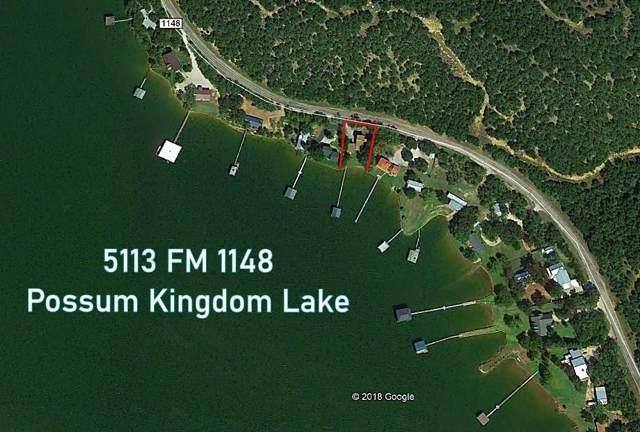 5113 Fm 1148, Possum Kingdom Lake, TX 76450 (MLS #14163049) :: Tenesha Lusk Realty Group