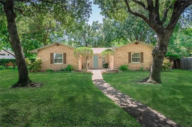 2600 Kingston Drive, Plano, TX 75074 (MLS #14163072) :: Tenesha Lusk Realty Group