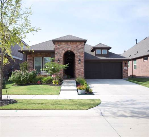 1505 11th Street, Argyle, TX 76226 (MLS #14163074) :: NewHomePrograms.com LLC