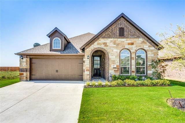 207 Spruce Valley Drive, Justin, TX 76247 (MLS #14163111) :: The Heyl Group at Keller Williams