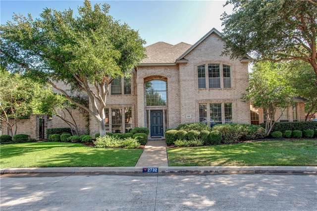 2732 Riverwood Trail, Fort Worth, TX 76109 (MLS #14163119) :: The Heyl Group at Keller Williams