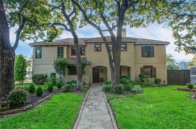 440 Eastwood Avenue, Fort Worth, TX 76107 (MLS #14163122) :: The Real Estate Station