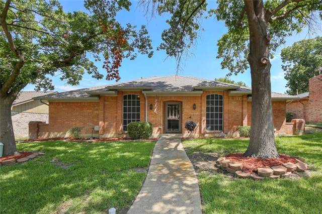 1812 Green Ridge Drive, Carrollton, TX 75007 (MLS #14163144) :: NewHomePrograms.com LLC