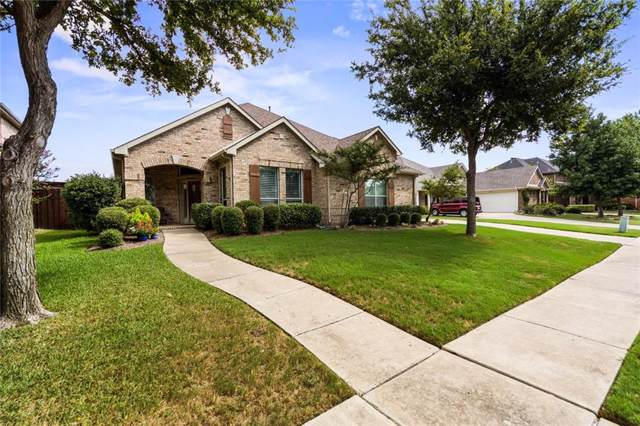 1609 Coventry Court, Allen, TX 75002 (MLS #14163149) :: The Good Home Team
