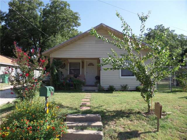 234 W Blackjack Street, Dublin, TX 76446 (MLS #14163157) :: RE/MAX Town & Country