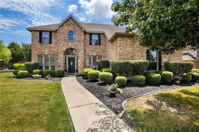216 Westwood Drive, Murphy, TX 75094 (MLS #14163184) :: Hargrove Realty Group