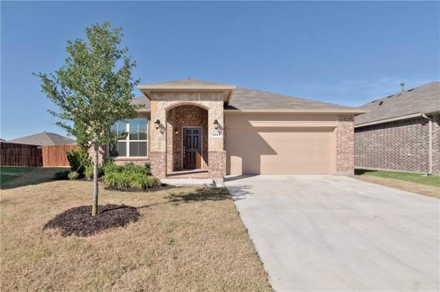 1801 Velarde Road, Fort Worth, TX 76131 (MLS #14163212) :: Real Estate By Design