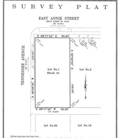 1200 E Annie Street, Fort Worth, TX 76104 (MLS #14163215) :: The Paula Jones Team | RE/MAX of Abilene