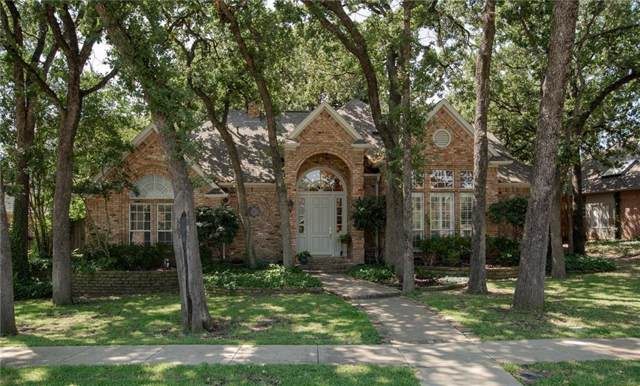 217 E Bethel Road, Coppell, TX 75019 (MLS #14163243) :: The Heyl Group at Keller Williams
