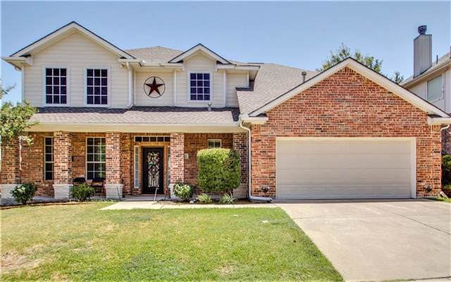 7919 Clear Fork Trail, Arlington, TX 76002 (MLS #14163287) :: Baldree Home Team