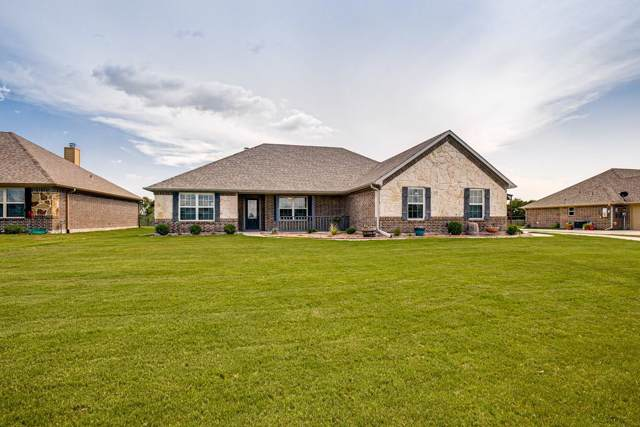 611 Brooks Drive, Nevada, TX 75173 (MLS #14163292) :: Tenesha Lusk Realty Group