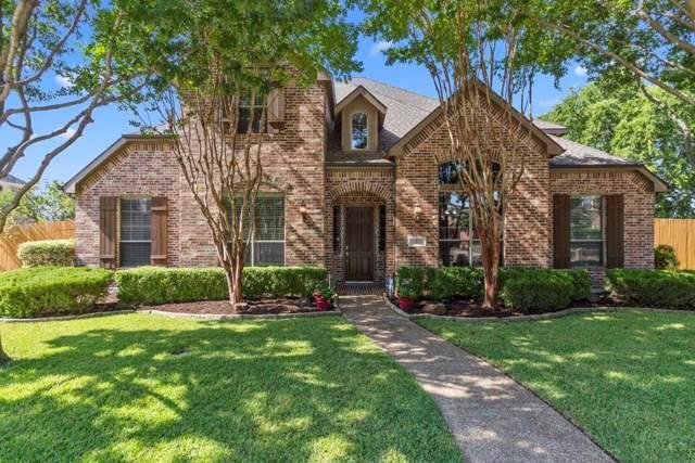 1825 Glenville Drive, Allen, TX 75013 (MLS #14163320) :: Vibrant Real Estate