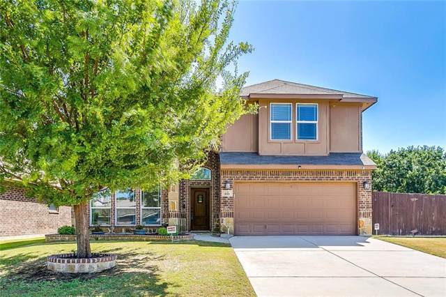 931 Hidden Lake Drive, Burleson, TX 76028 (MLS #14163335) :: The Good Home Team