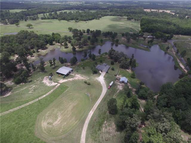 2929 County Road 3170 Sw, Winnsboro, TX 75494 (MLS #14163363) :: RE/MAX Town & Country