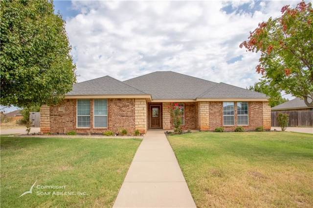 5218 Rio Mesa Drive, Abilene, TX 79606 (MLS #14163365) :: RE/MAX Pinnacle Group REALTORS