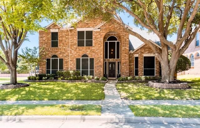 3201 Willow Ridge Trail, Carrollton, TX 75007 (MLS #14163396) :: Tenesha Lusk Realty Group