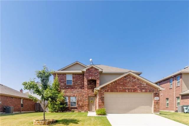 12304 Shine Avenue, Rhome, TX 76078 (MLS #14163400) :: Trinity Premier Properties