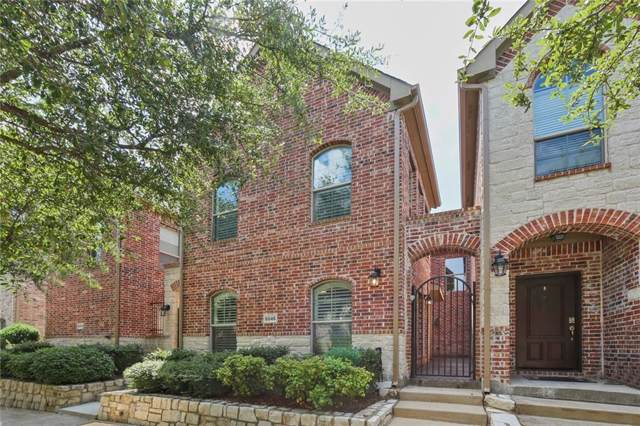 6845 Cortona Lane, Frisco, TX 75034 (MLS #14163413) :: The Rhodes Team