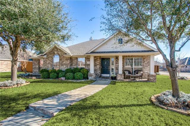 1548 Prairie View Drive, Allen, TX 75002 (MLS #14163422) :: The Daniel Team