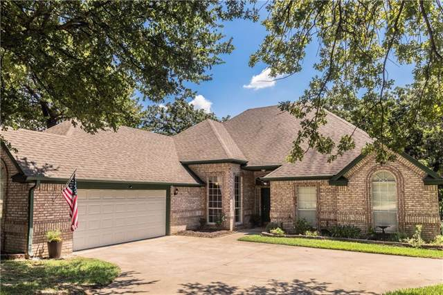 506 Topside Drive, Azle, TX 76020 (MLS #14163432) :: The Chad Smith Team
