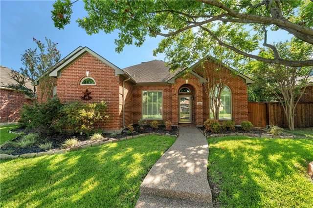 1164 Pleasant Oaks Drive, Lewisville, TX 75067 (MLS #14163434) :: Frankie Arthur Real Estate